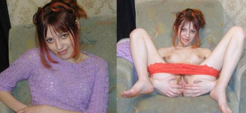 Dressed vs Naked Big Pack
