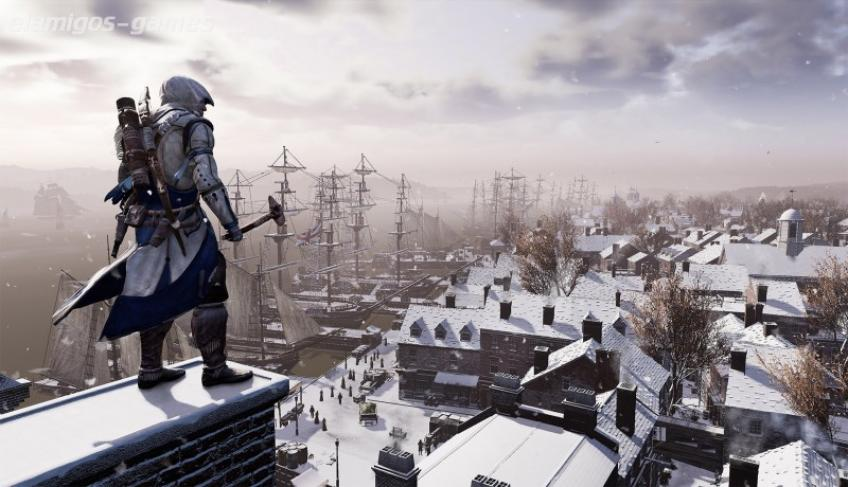 Assassin's Creed III Remastered by xatab