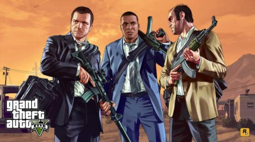 Grand Theft Auto V v1.41 [FitGirl Repack]