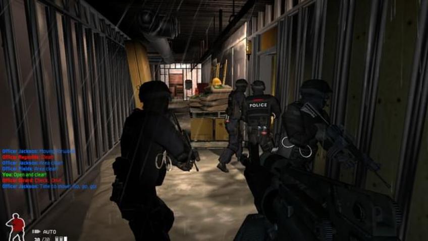 SWAT 4 + (The Stetchkov Syndicate DLC)