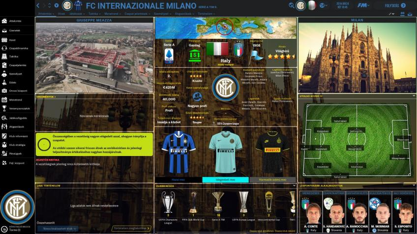 Football Manager 2020 Graphics Pack