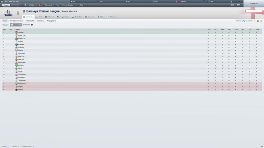 Football Manager 2012 Graphics Pack