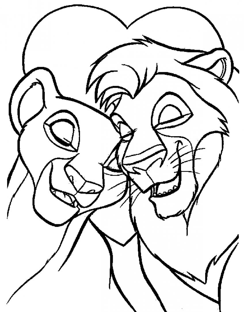 900 Disney Kids Pictures For Colouring