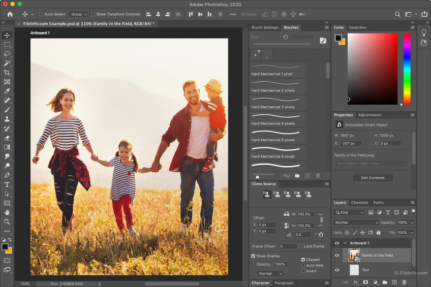 Adobe Photoshop 2020 v21.1.0.106 Pre-Activated