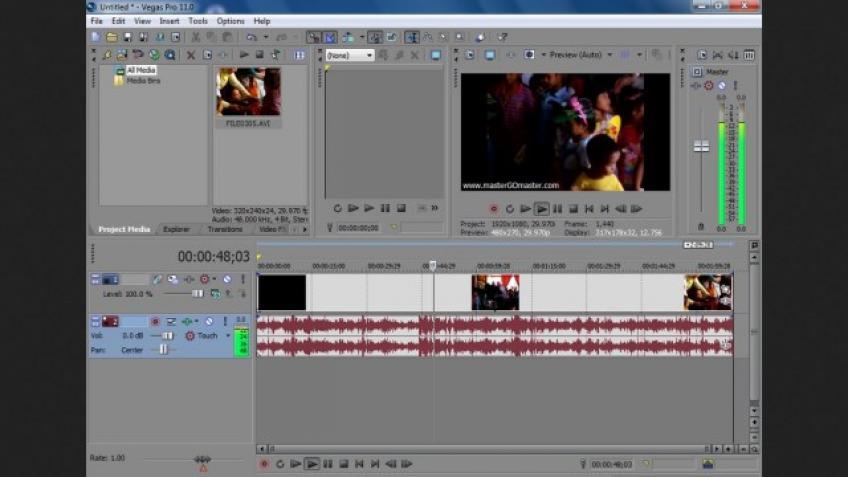 Sony Vegas Pro 11.0.701 64 bit (patch keygen DI) [ChingLiu]