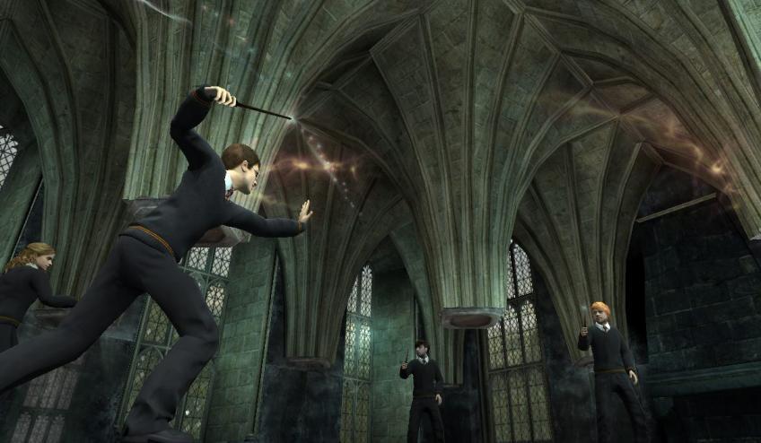 [PS2]Harry.Potter.es.a.Fonix.Rendje