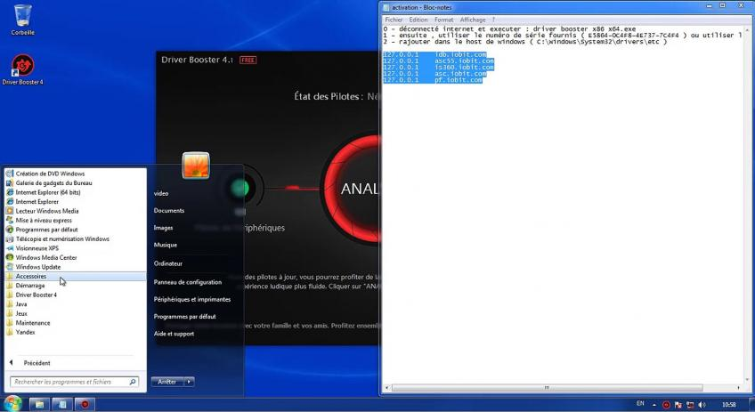 IObit Driver Booster Pro 4.1.0 Multilingual Portable [Cracking]