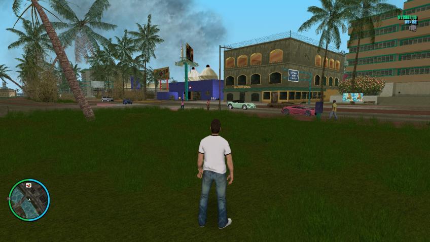GTA Super Vice City (HUN)