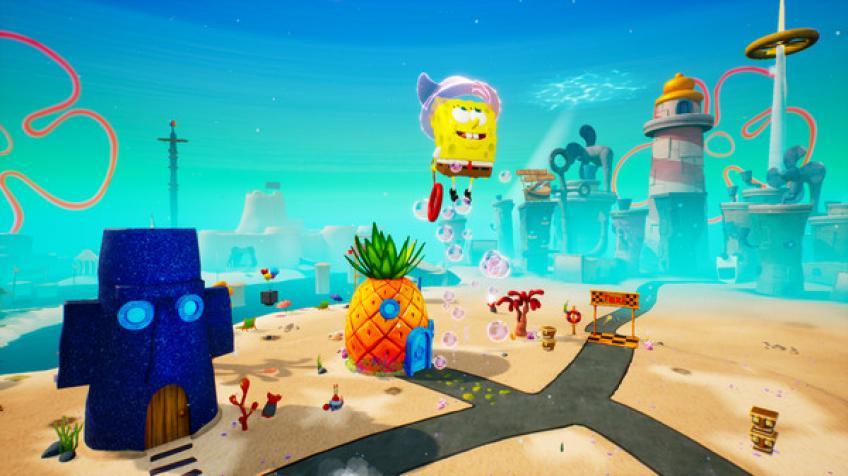 SpongeBob SquarePants Battle for Bikini Bottom Rehydrated-HOODLUM