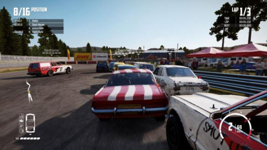 Wreckfest.Banger.Racing-CODEX-2020