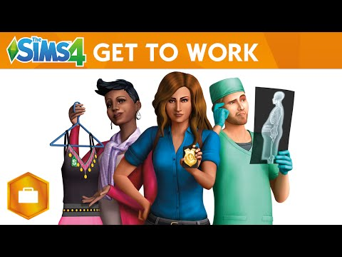 The.Sims.4.Get.to.Work.Addon-RELOADED