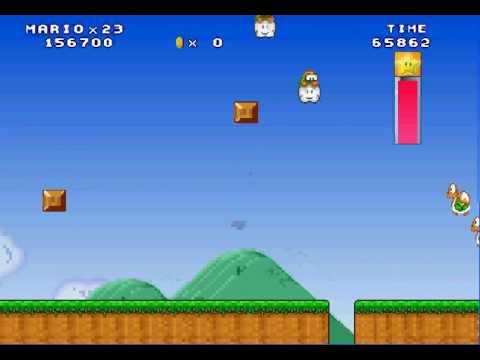 Super Mario 3 - Mario Forever