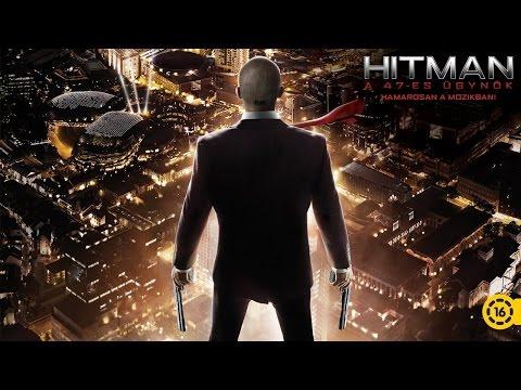 Hitman: A 47-es ügynök