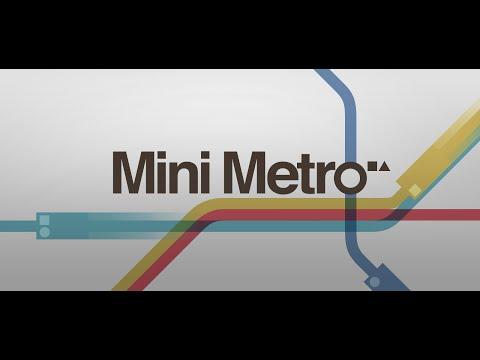 Mini Metro GoG