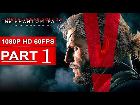 [XBOX360] Metal Gear Solid V - The Phantom Pain