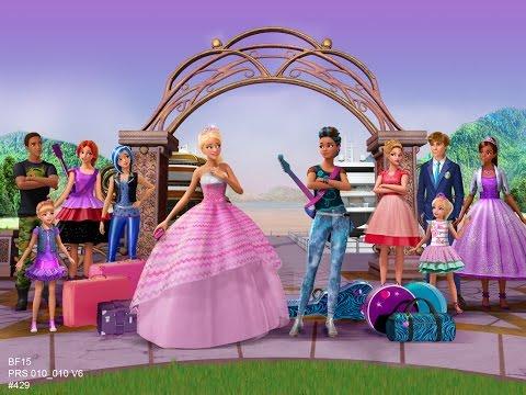 Barbie, a rocksztár hercegnõ