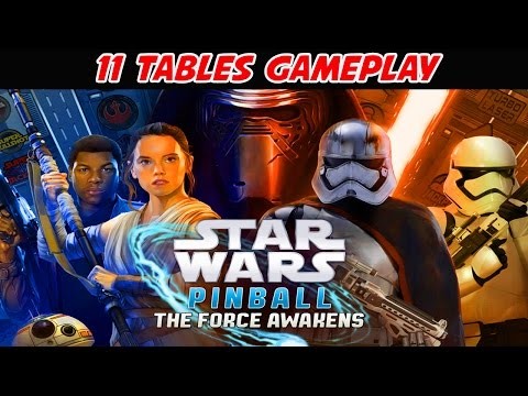 [XBOX360] Pinball FX2 - Star Wars Pinball - The Force Awakens Pac...