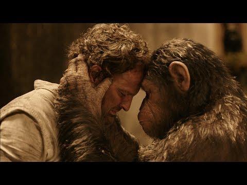 A majmok bolygója - Forradalom