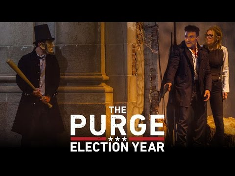 A megtisztulás éjszakája: Választási év
