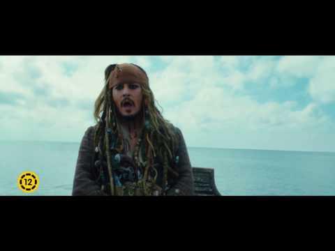 Karib-tenger kalózai: Salazar bosszúja