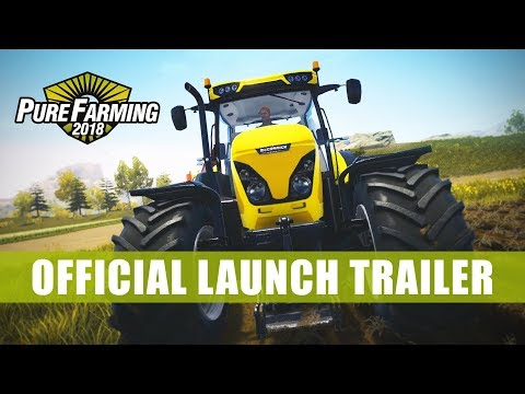 Pure.Farming.2018+ ALL UPDATE+DLC