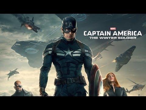 Amerika Kapitány - A tél katonája