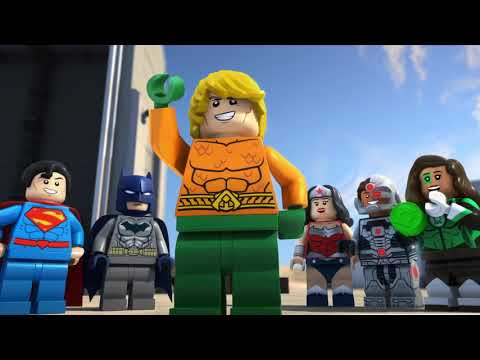 LEGO DC Szuperhősök: Aquaman - Atlantisz haragja