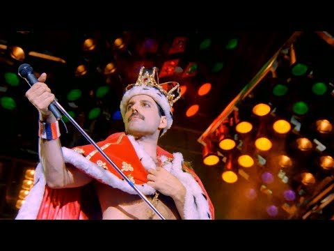 Hungarian Rhapsody - Queen - Live in Budapest